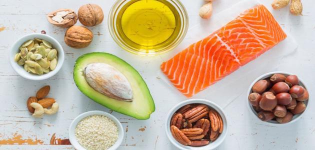 معلومات عن الدهون غير المشبعة