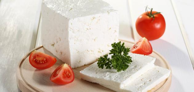 طريقة-عمل-الجبنة-البيضاء/