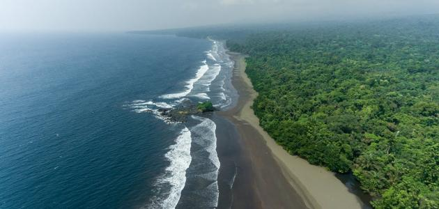 أين تقع غينيا الاستوائية
