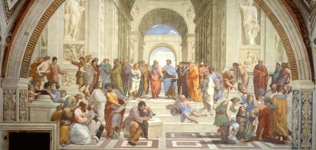 معلومات عن الحضارة الهيلينية