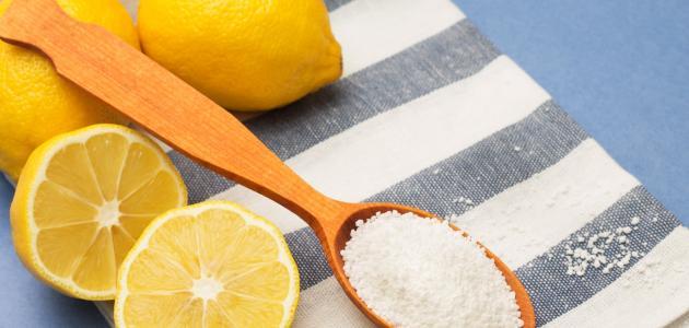 فوائد ملح الليمون