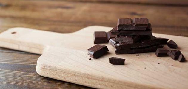 أضرار الشوكولاتة