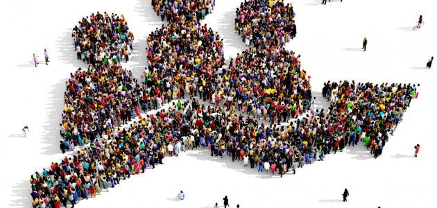 تعريف الديموغرافيا
