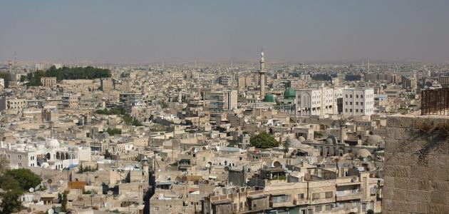 معلومات-عن-محافظة-حلب/