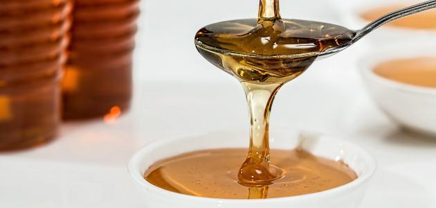علاج التجاعيد تحت العين بالعسل