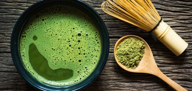ما هو شاي الماتشا