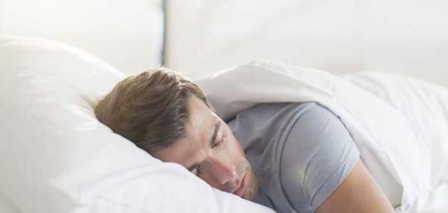 أسباب النقزة أثناء النوم