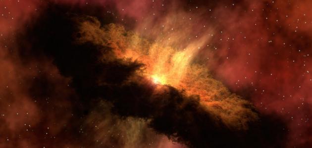 كيف نشأ الكون