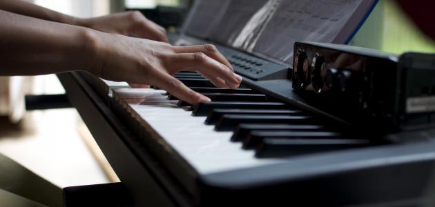 أشهر عازفي البيانو