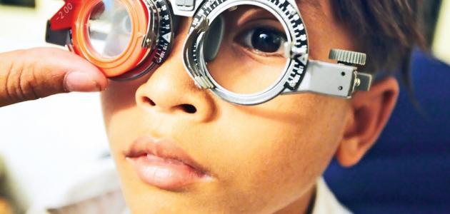 ما هي الإعاقة البصرية