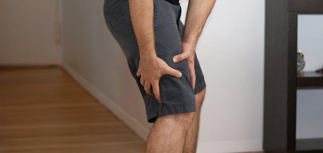 أعراض جلطة الفخذ