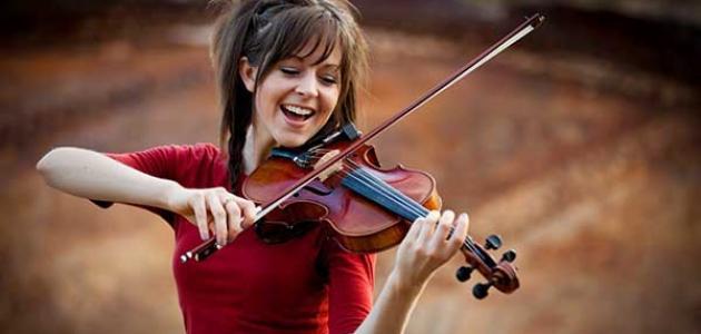 أنواع آلة الكمان