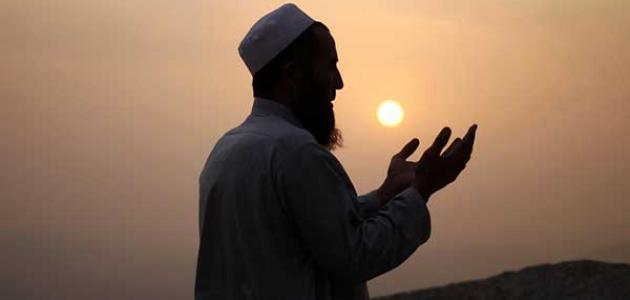 دعاء الخشوع في الصلاة سطور