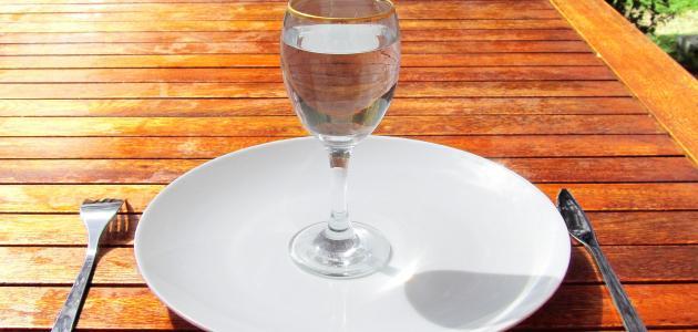 فوائد الماء للرجيم