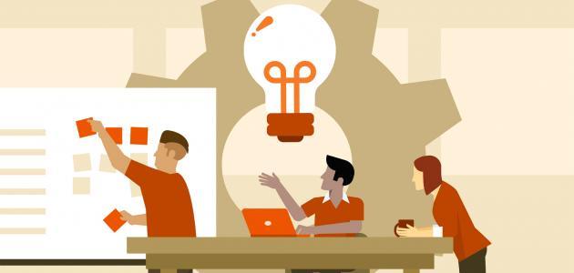 مفهوم التفكير الابتكاري
