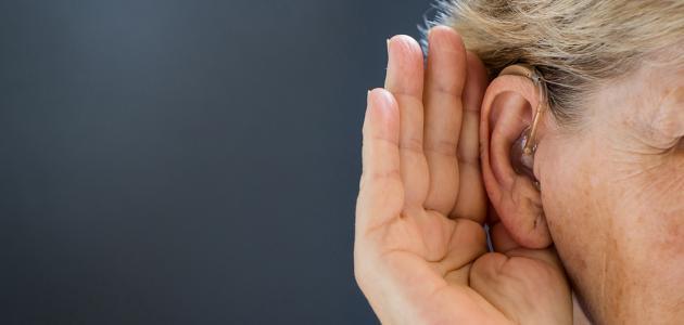 تعريف الإعاقة السمعية