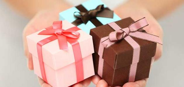 تعريف الهدية