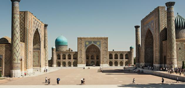 معلومات عن أوزباكستان