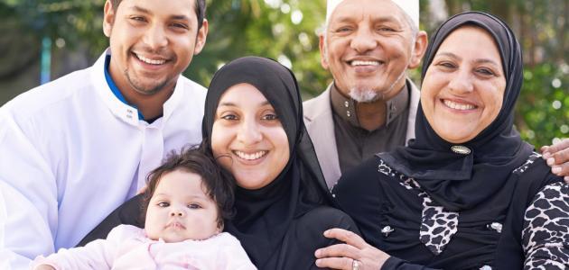 كيفية معاملة الحماة في الإسلام