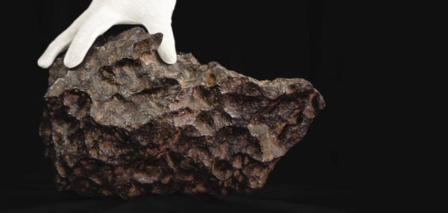 مواصفات حجر النيزك
