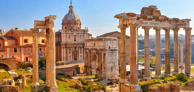 تاريخ الإمبراطورية الرومانية