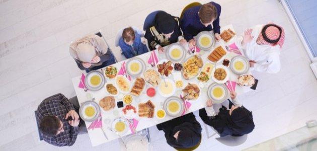 أشهر أكلات شعبية في رمضان