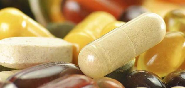 أنواع الفيتامينات التي تزيد الوزن