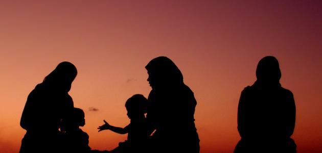 من هي زوجة سيدنا إبراهيم