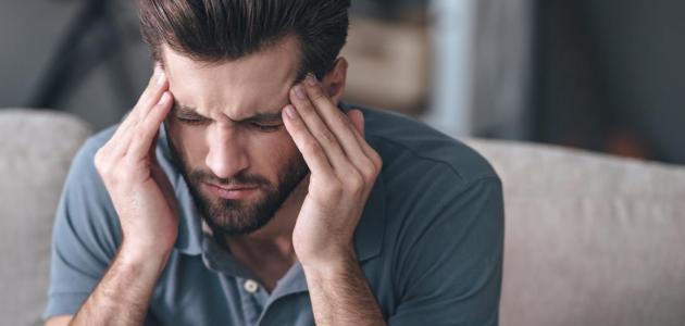 علاج صداع أعلى الرأس