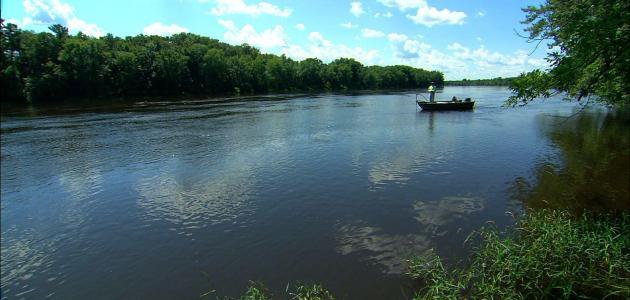 معلومات عن نهر المسيسيبي