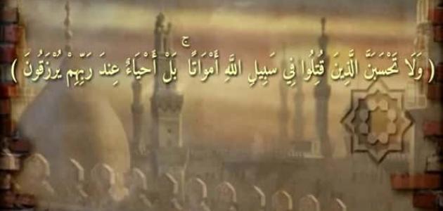 أبيات من شعر الإمام علي  كرم الله وجهه