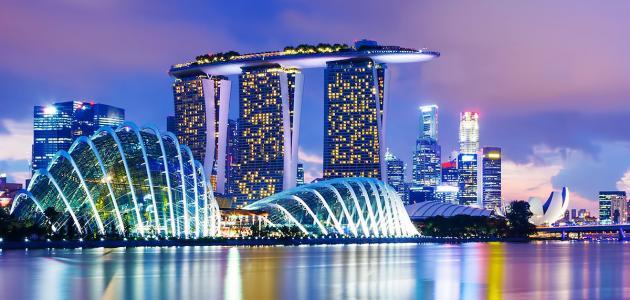 معلومات عن جمهورية سنغافورة