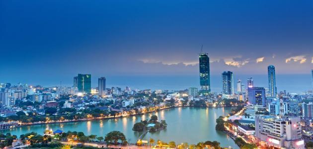 معلومات عن مدينة كولومبو