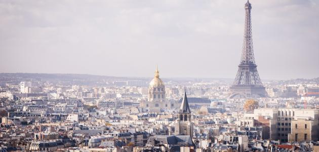 السياحة في باريس