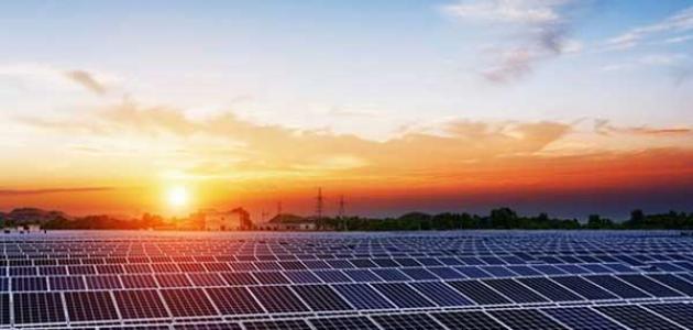 أنواع ألواح الطاقة الشمسية