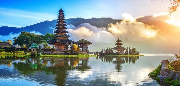 السياحة في اندونيسيا : اهم 4 مدن سياحية في اندونيسيا