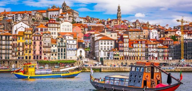 معلومات عن مدينة لشبونة