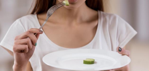 أسباب عدم الشعور بالجوع