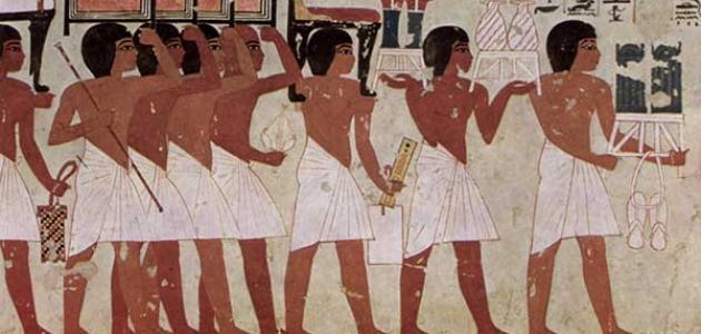 الحضارة القديمة في وادي النيل
