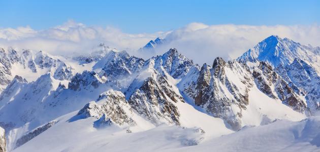 معلومات عن سلسلة جبال الألب سطور