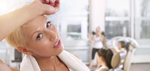 فوائد الاستحمام بعد الرياضة