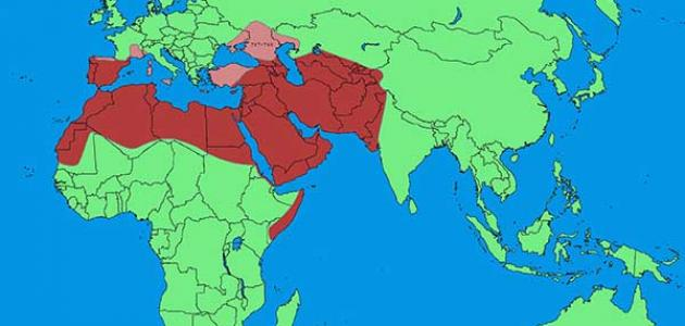 أسماء الدول الإسلامية في أوروبا