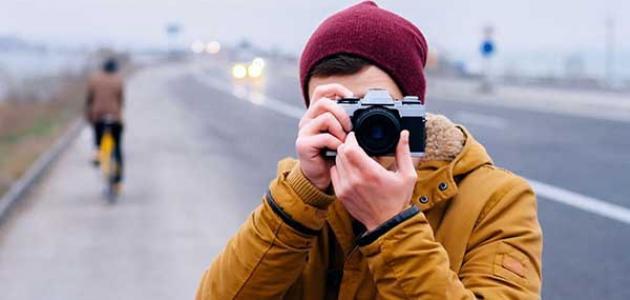 ما هو أصل كلمة كاميرا
