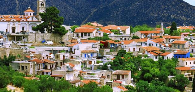 نبذة عن مدينة لارنكا القبرصية