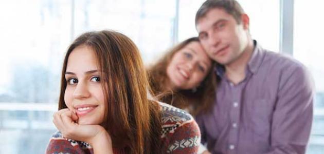 موضوع عن المراهقة