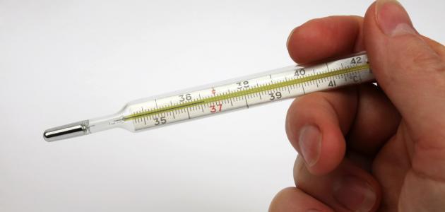 كم درجة الحرارة الطبيعية لجسم الإنسان