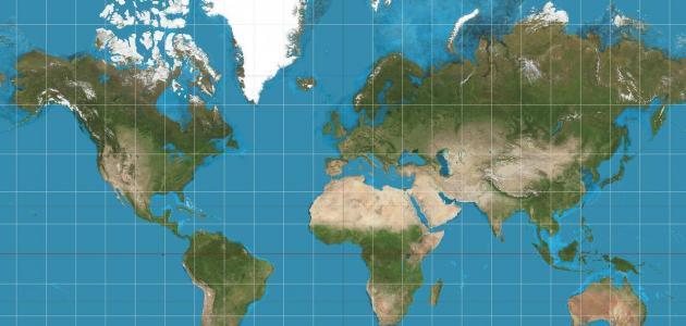 أكبر قارة في العالم