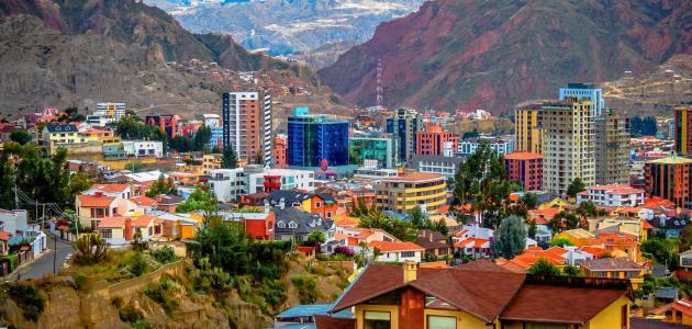 معلومات عن عاصمة بوليفيا