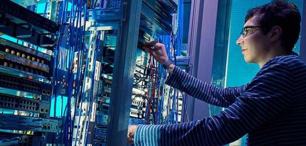 ما هي أنواع الشبكات