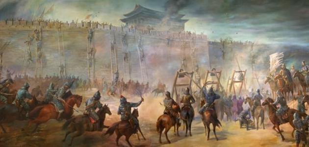 تاريخ الدولة الأموية